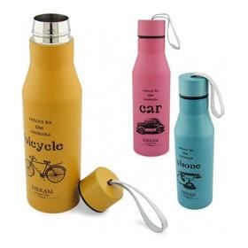 Botilito Termo Metalico N°1  Para Bebidas Frias O Calientes