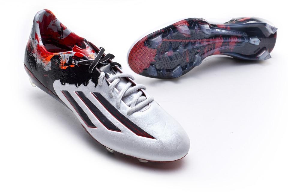 Adidas De 10 1 Pibe Messi Barrio Profesional Futbol Botin OZTPkuiX