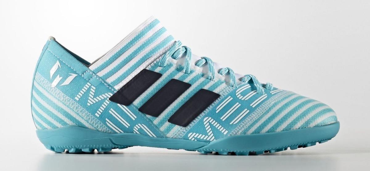 Botin adidas Nemeziz Tango 17.3 Tf Cel Niños Messi Futbol -   2.475 ... d633309ef66fa