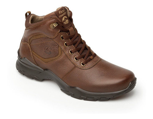 botin country caballero 77802 flexi chocolate