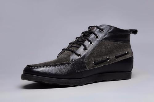 botin de cuero importados, zapatos, liquidacion! ash18
