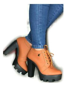 en pies tiros de oferta especial zapatos de temperamento Botines Tacon Largo - Zapatos Mujer en Mercado Libre Venezuela