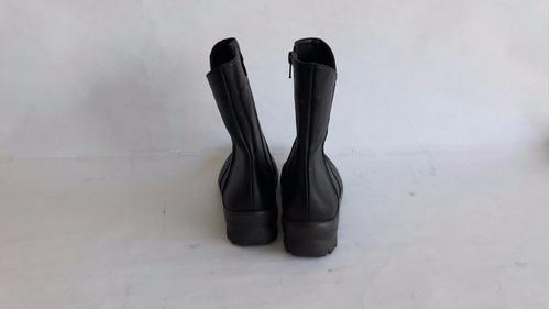 botín dinasty modelo 032 color negro producto 100% mexicano