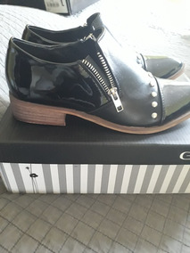4eca37473 Zapatos Marca Gotta De Charol - Vestuario y Calzado en Mercado Libre ...