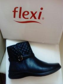fdec9322 Botines P/ Dama Bt3 Marca Flexi Modelo 19309 Numeros 22 27 - Zapatos de  Mujer Negro en Mercado Libre México