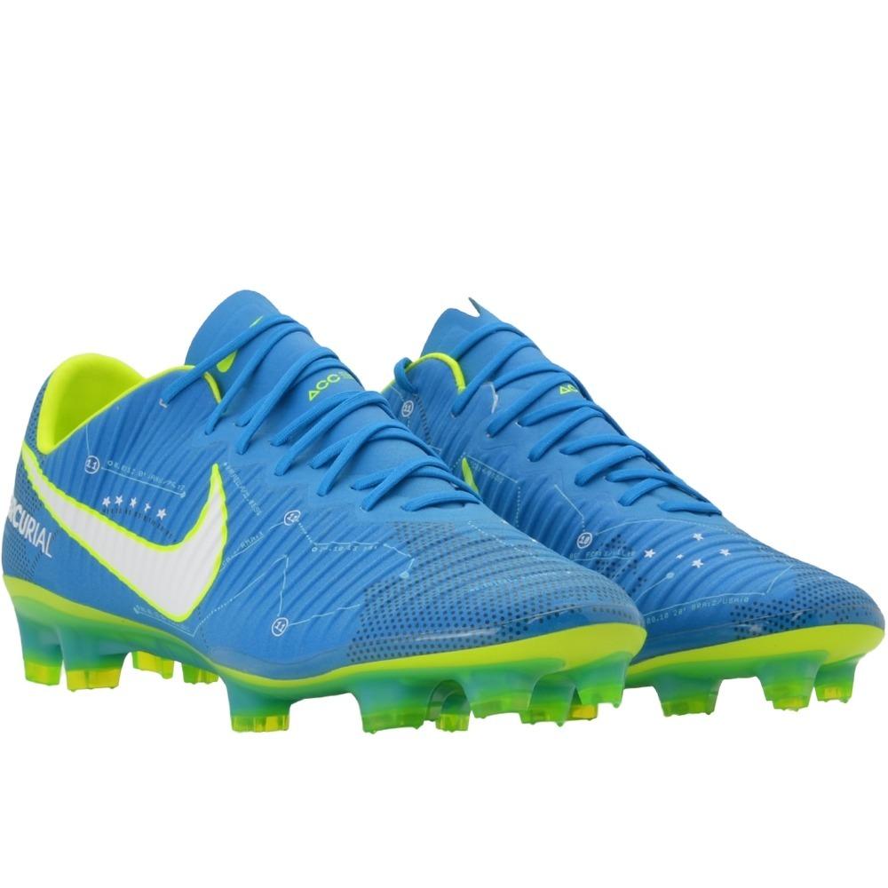 the latest dc39a d5ee8 Botin Nike Mercurial Vapor Xi Neymar Futbol Profesional %
