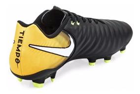 Botin Nike Original Futbol 11 Tiempo Ligera 4 Fg