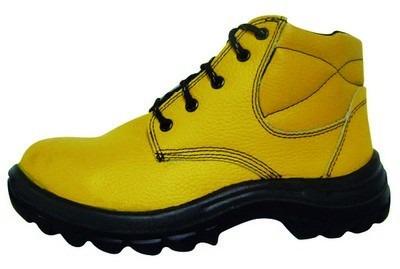 botín pta acero worksafe del 33 al 47 negro o amarillo
