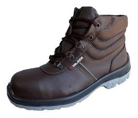 zapatos de otoño 50% rebajado última selección Botin Trabajo Seguridad Bladi Boris Puntera Cuero Calzado