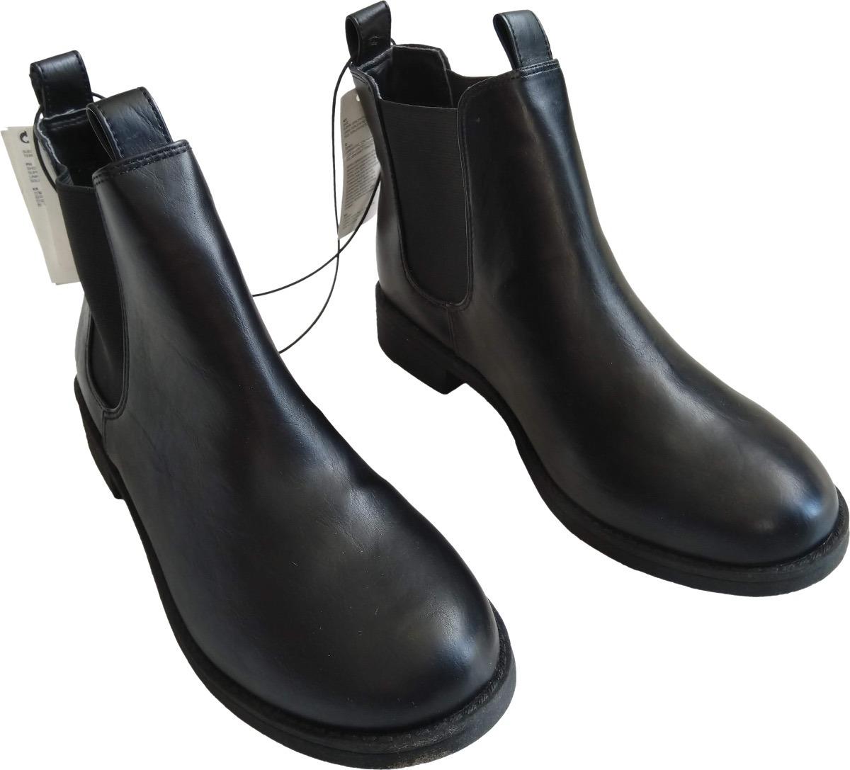 0b4e4033f056d Botín Zapato Para Dama H m Nueva -   550.00 en Mercado Libre