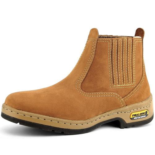 botina bota country de couro nobre masculina barata
