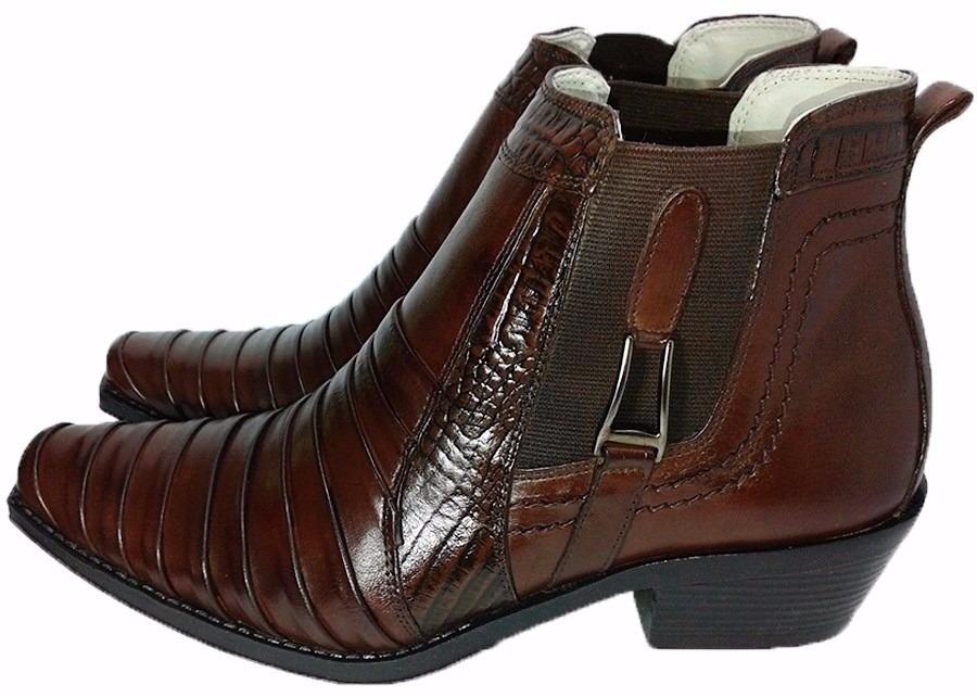 bf6ff9ee9c960 botina bota country masculina texana peão rodeio estilosa. Carregando zoom.