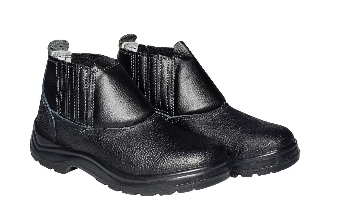 91d99c3f35111 botina bota de segurança bico pvc bidensidade marluvas epi. Carregando zoom.