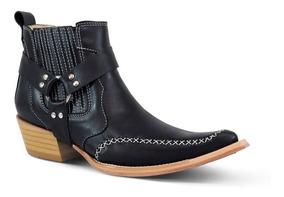 9e7280b1a Stribox - Sapatos para Masculino Preto com o Melhores Preços no Mercado  Livre Brasil