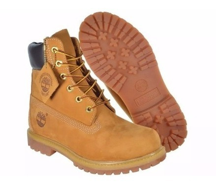 botina da timberland boot yellow feminino pronta entrega