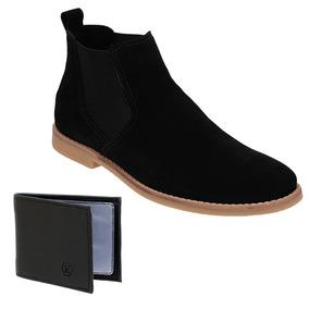 22b080c74d38d Chelsea Boots Masculino - Botas Masculinas com o Melhores Preços no Mercado  Livre Brasil