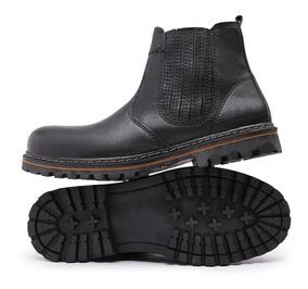 f2fcbadd94 Bota De Seguranca Masculino - Sapatos com o Melhores Preços no Mercado  Livre Brasil