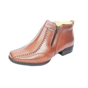 fd5e8319a7 Botina Oliveira Anti Stress Masculino Coturno - Sapatos com o ...