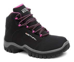 32bc6829e4 Sapato De Segurança Do Trabalho Feminina - Sapatos com o Melhores Preços no  Mercado Livre Brasil