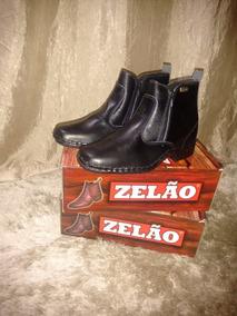 6bec8e500 Botinas Zelao Masculino Botas - Calçados, Roupas e Bolsas no Mercado Livre  Brasil