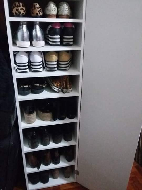 Botinero Mueble Organizador De Zapatos Botinero - $ 2.964,00 en ...