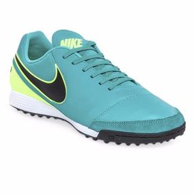 0cb383e74d Botines Futbol 5 Nike Tiempo Genio - Deportes y Fitness en Mercado Libre  Argentina