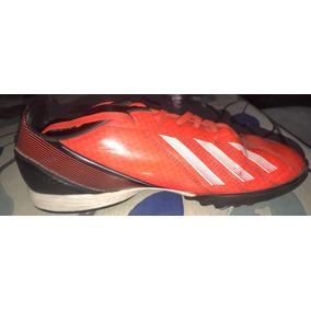 39292f3f46c6e Botines Futbol 5 Baratos Adidas - Botines para Adultos Naranja ...