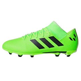 a14a93577205e Botines Adidas Messi 16.3 Verdes Y Negros - Deportes y Fitness en Mercado  Libre Argentina