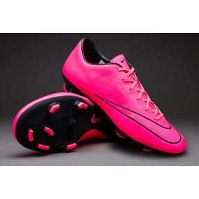 c5d88126a7531 Botines Nike Con La Pipa En Rosa - Fútbol en Mercado Libre Argentina