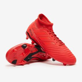 dfcf5c9620608 Botines Adidas Botitas De 5 - Botines para Adultos Rojo en Mercado ...
