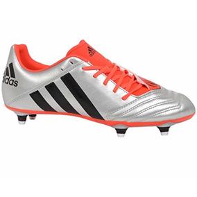 12278e1b1f8e9 Botines Adidas Rugby Tapones Intercambiables - Deportes y Fitness en  Mercado Libre Argentina