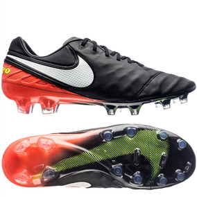 b621bd4fe81cd Botines Nike Negros Modelo Total - Botines Nike Césped natural en ...