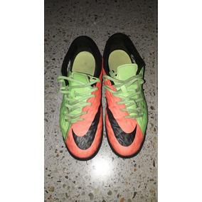 0ab4b29a Botines Nike Hypervenom F5 Futbol - Botines para Adultos en Mercado ...