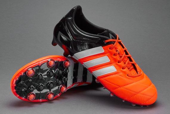 Botines adidas Ace 15.1 Trx Fg ag Cuero Futbol Profesional -   4.200 ... 74a0c7dead95f