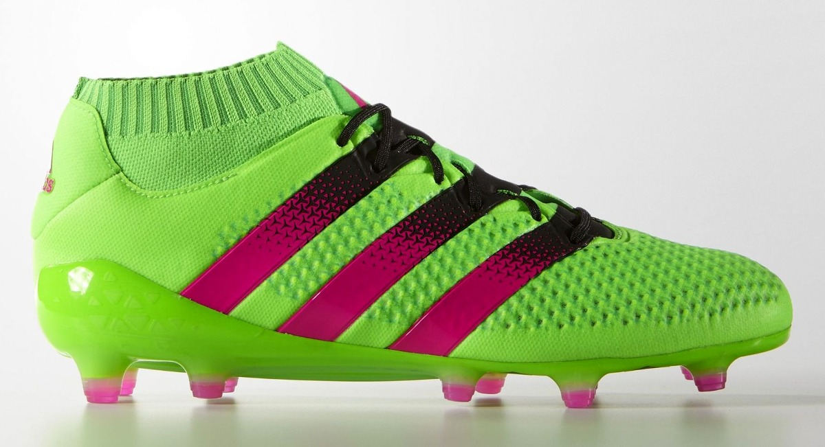 ... uk botines adidas ace 16 primeknit green talle 42 28cm pro. cargando  zoom. 77dc6 f760af54b6d2c