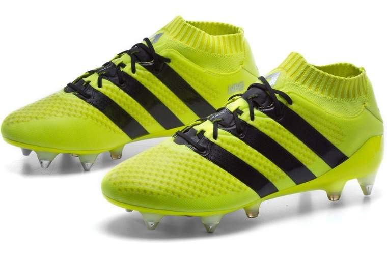 f181d96fc871b Botines adidas Ace 16.1 Primeknit Sg Tapones Intercambiables ...