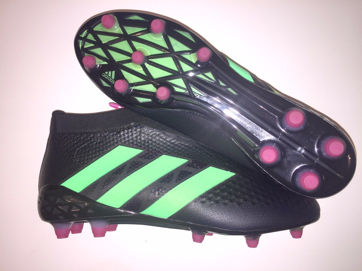 sports shoes d367f b7ece Botines adidas Ace+ 16.1 Purecontrol Sin Cordones Us 9.5 -   3.500 ...