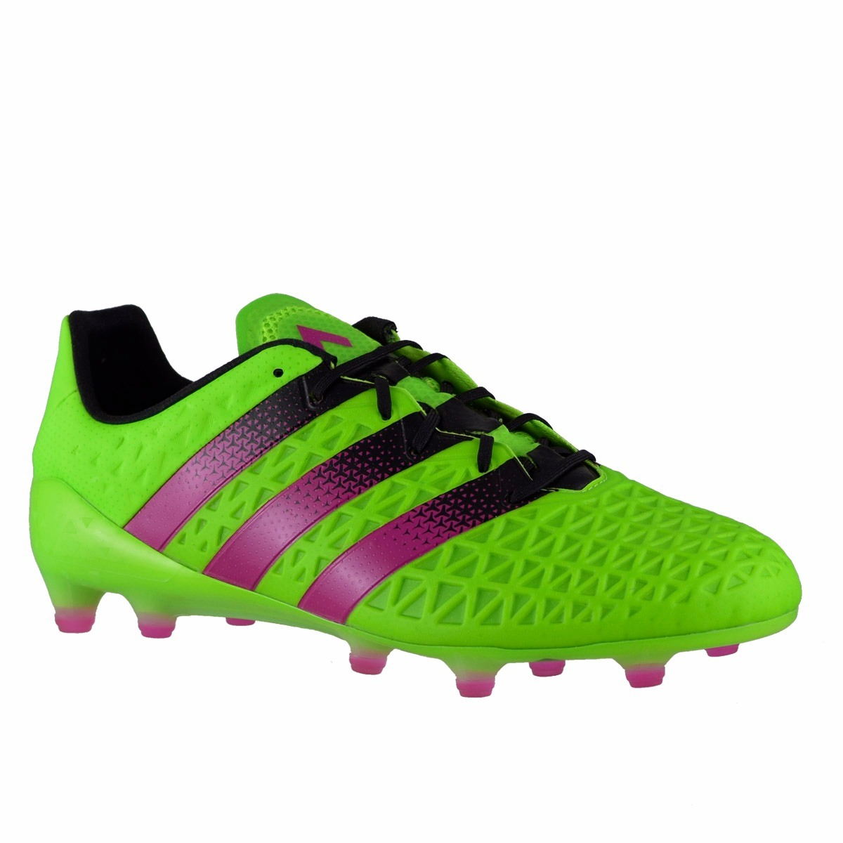 the best attitude 06aaf 4c652 ... purchase botines adidas ace 16.1 suelo firme hombre verde. cargando  zoom. cf931 bb766 get adidas ace 16 purecontrol fg ag laceless solar shock  core ...