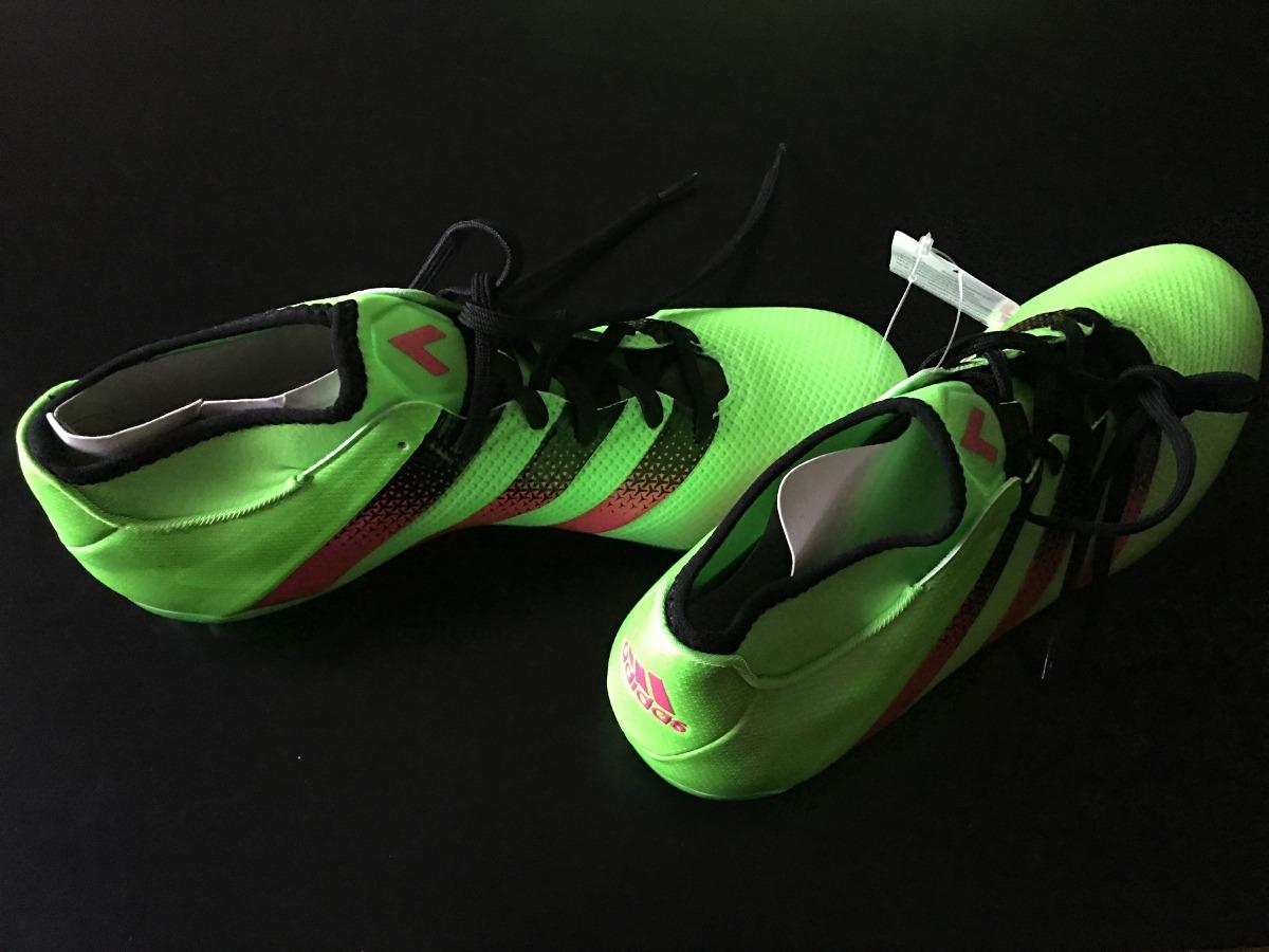 fc27bf17137ee botines adidas ace 16.2 primemesh botitas ! envío gratis! Cargando zoom.