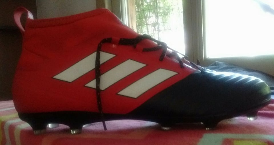 low priced 96fe6 f9017 ... botines adidas ace 17.2 primemesh fg. Cargando zoom. sale 663f4 6e316  RojoNegro Ace 17.2 Primemesh Fg Botas De Fútbol Adidas para Hombre ...