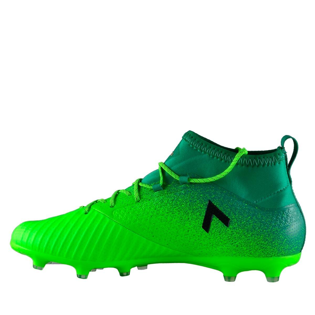 botines adidas verdes 2018