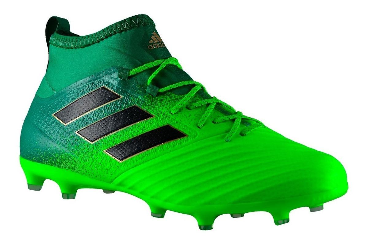 reputable site b7a19 dec9a Botines adidas Ace 17.2 Primemesh Suelo Firme Verde