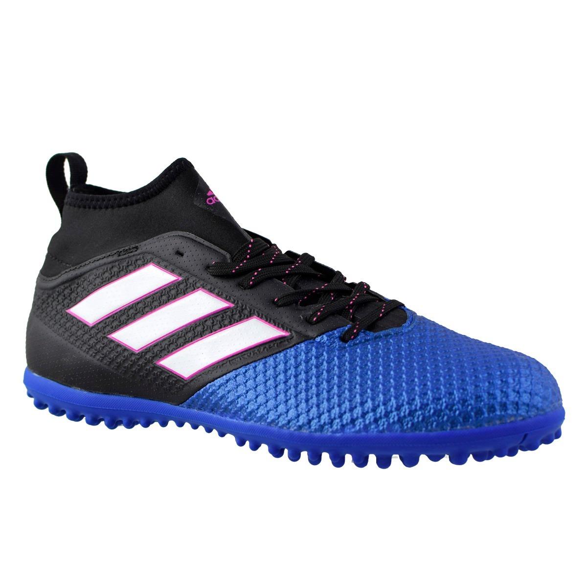 Botines adidas Ace 17.3 Primemesh Tf Hombre Azul