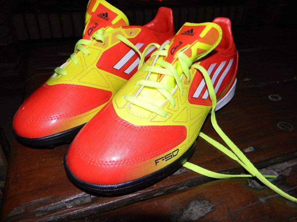 separation shoes 40621 88fa9 Con Amarillo Adidas Naranja Adidas F50 F50 HRXpqZIw.