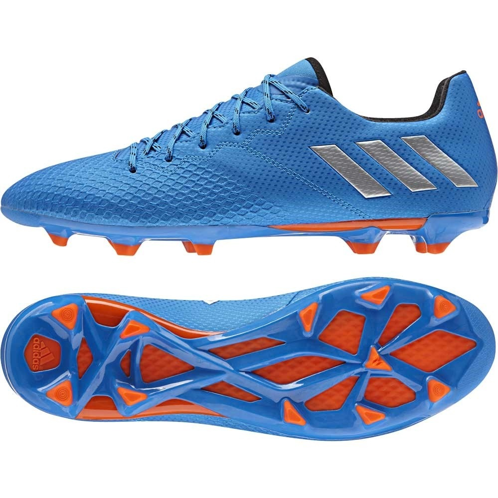 best website 83807 ba808 botines adidas messi 16.3 césped natural   brand sports. Cargando zoom.