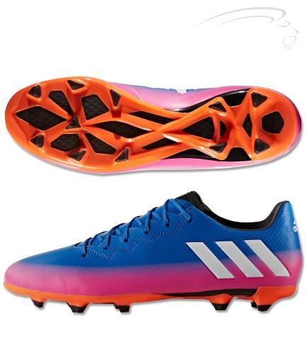 huge selection of 71705 28c5d botines adidas messi 16.3 fg ba9021 oferta lefran