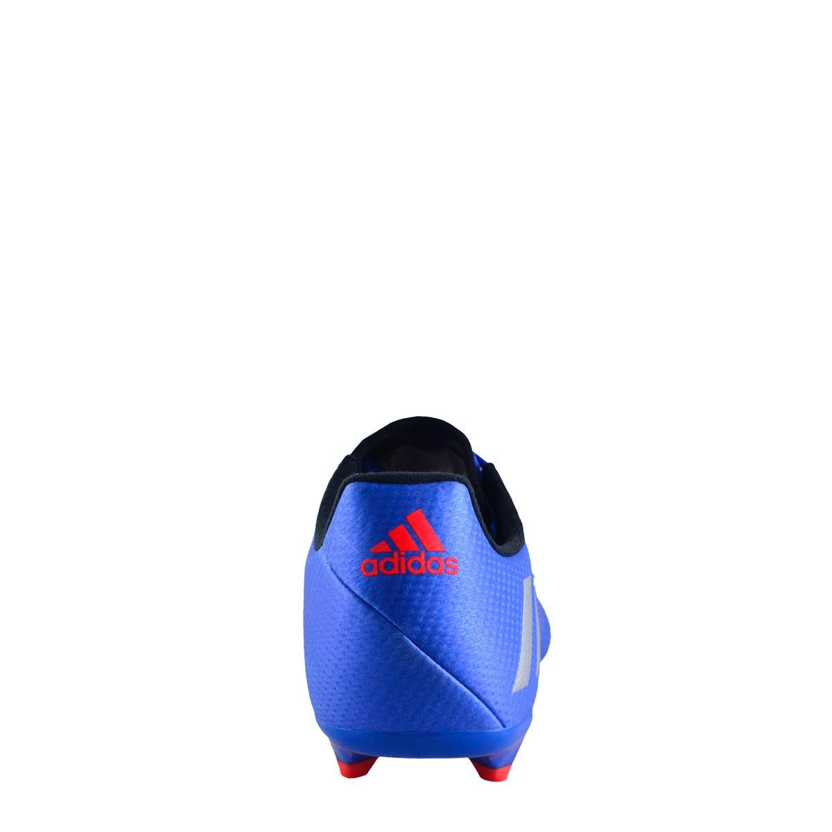 b3d8cdafc9973 botines adidas messi 16.3 suelo firme hombre azul. Cargando zoom.