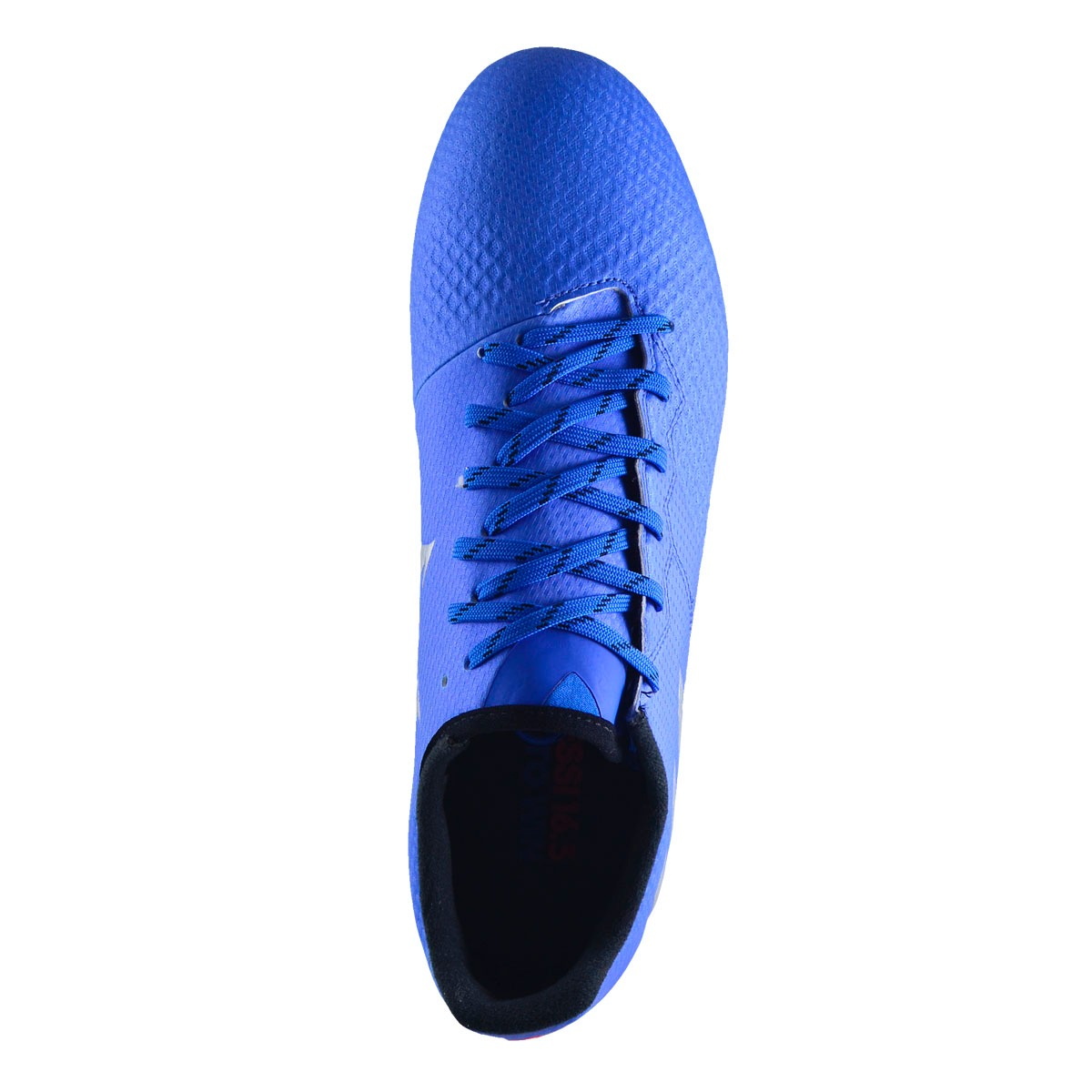 ff4b452e8fb53 botines adidas messi 16.3 suelo firme hombre azul. Cargando zoom.