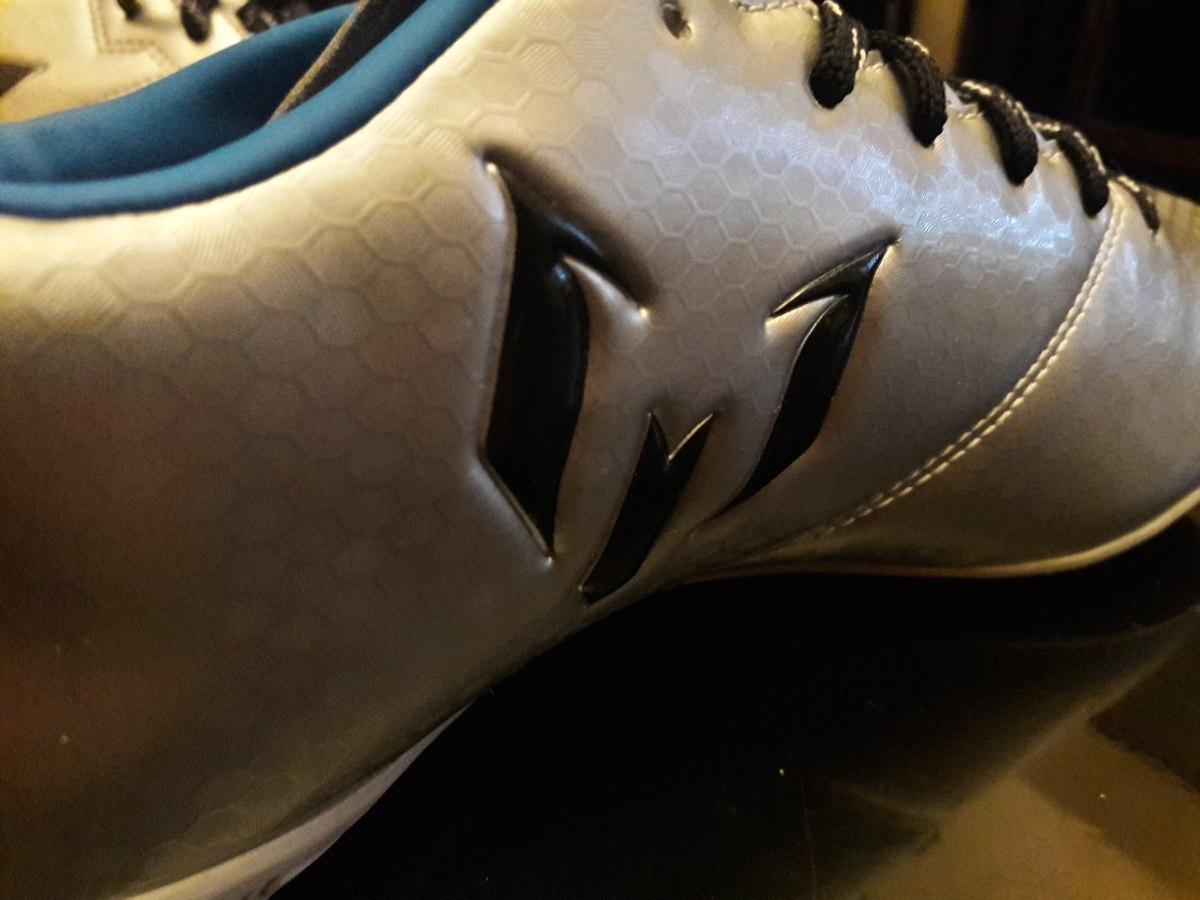 1c6c6b112d183 botines adidas messi 16.4 in futsal futbol sala 9.5 us. Cargando zoom.