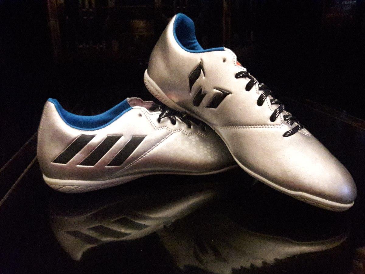1a14f026 Botines adidas Messi 16.4 In Futsal Futbol Sala 9.5 Us - $ 1.700,00 ...